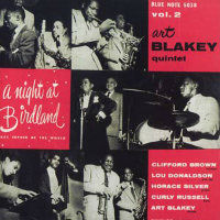 BLAKEY, Art: A Night At Birdland, Volume Two