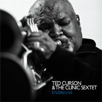 CURSON, Ted & The Clinic Sextet: Studio Live